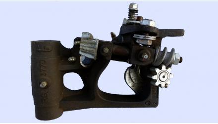 Секция вязального аппарата пресс-подборщика New Holland (Нью Холланд) в сборе D-28.6мм (oem RS3770-S)