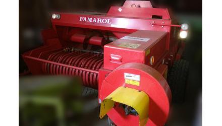 Тюковый пресс-подборщик Famarol Z 511 (Фамарол Зет 511) от UNIA