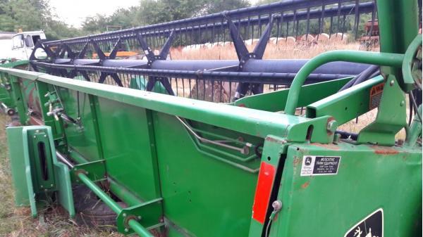 Жатка зерноуборочная John Deere 930 Flex (9 метровая)