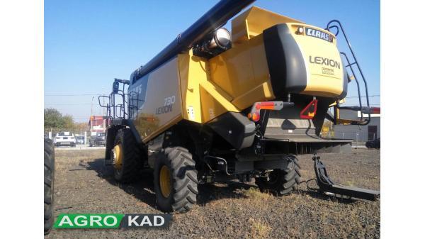 Комбайн CLAAS Lexion 730-760